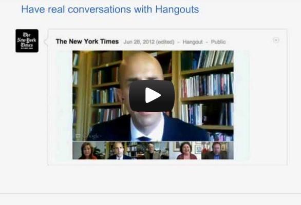 (Video) Google+ for Publishers – 30 Brilliant Minutes1 min read