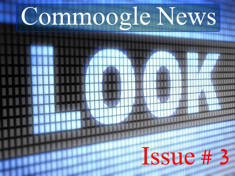 Commoogle News #3: This week in the Plus!