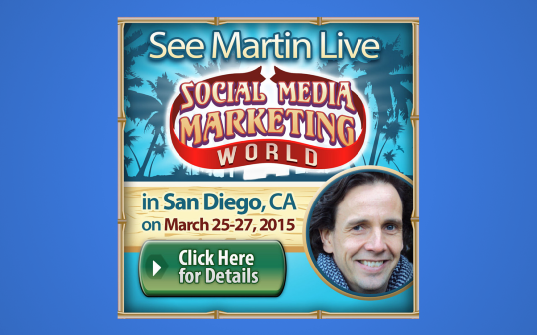 Social Media Marketing World 2015