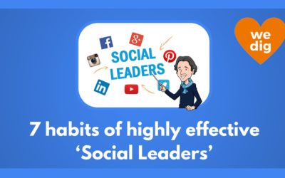 7 habits of highly effective 'Social Leaders'