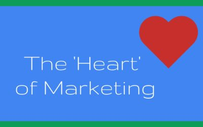The Heart of Marketing – how to build a brand on and offline