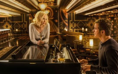 What can the movie 'Passengers' teach us about 'moral relativism'?